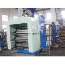 Machine à imprimer flexographique Center Drum (CE) (HWY-6600-1500)