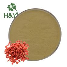Poudre d'extrait lyophilisé en poudre de jus de goji