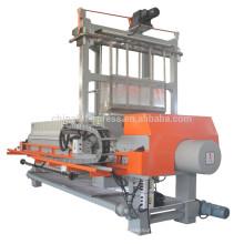 Серия Чжэцзян 1250 Автоматическая мембрана PP фильтр-пресс