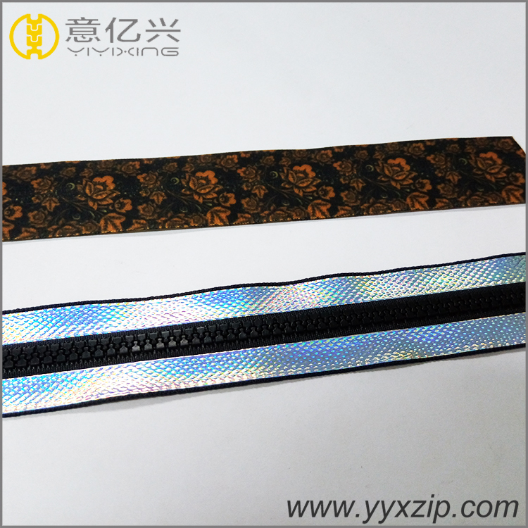 TPU coating waterproof zippers