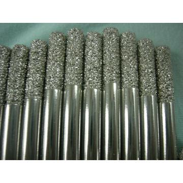 small Vacuum Brazed diamond drill bit