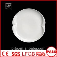 P & T conjunto de jantar de fábrica de porcelana, conjunto de café de porcelana, cerâmica placas de jantar
