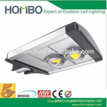 El poder más elevado llevó la lámpara de calle 30w 60w 80w 100lm / w Bridgelux llevó la lámpara de calle
