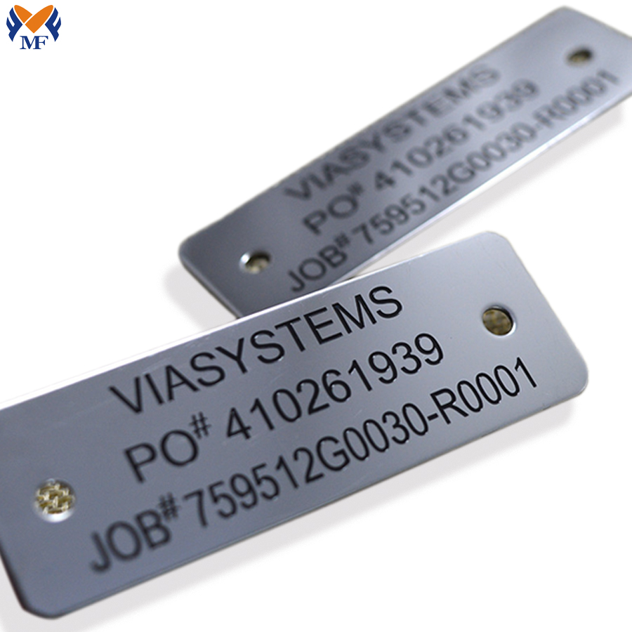 Metal Tag Numbers
