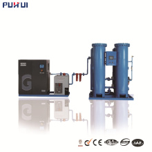 Generador de oxígeno médico con sistema de llenado de cilindros
