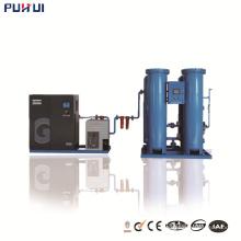 Générateur d'azote alimentaire pour le déplacement de l'oxygène et de l'humidité