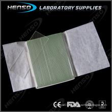Diapositivas de vidrio de laboratorio 7101