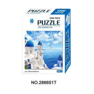 Toddler Puzzle Toy 1000pcs for Christmas