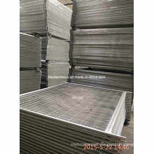 48mm Od. Heavy Duty Galvanized Temporary Fence