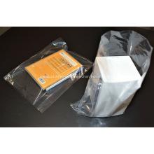 Прозрачный прозрачный плоский пластиковый пакет для хранения 3X9 Poly