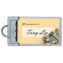 Luggage Security Resettable Padlock / Zipper Lock