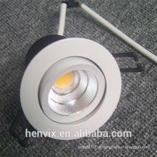 Alta qualidade alta lum 5 watts embutido levou mini downlight