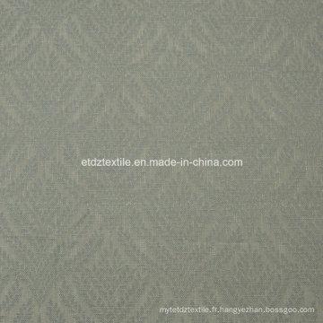 Tissu à carreaux teint et teintée en fil jacquard classique