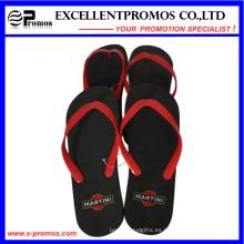 Pantuflas impresas personalizadas promocionales de EVA (EP-S9051)