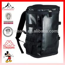 закрытие водонепроницаемый ТПУ открытый рюкзак брезент мешок с карманн сетки снаружи
