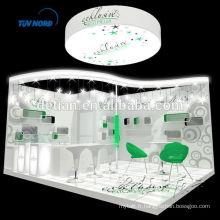 fournisseurs de conception de stand d'exposition, stands de salon à vendre, cabines d'expo de shanghai