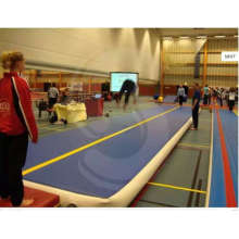 Foldable Popular Inflatalbe Gym Mattresses Made of Drop Stitch