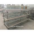 Conception de cage de poulet de produits agricoles pour poulet adulte