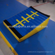 New Design Home Training Inflatable Gym Ramp Air Jumping Ramps For Sale