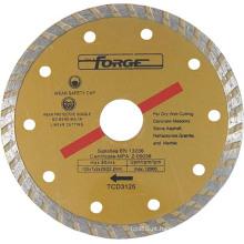 Lâmina de ferramentas OEM para serras circulares Turbo Diamond Blade