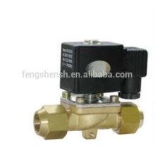 two way bi flow solenoid valve