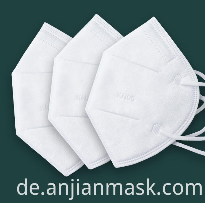 Earloop Disposable N95 KN95 Face Mask