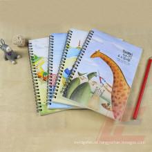 Schreibwaren-Versorgungsmaterial-Übungs-Notizbuch-Großhandelsschul-Notizbücher