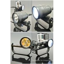 HI-MAX Seitenmontage Höhle Tauchen mächtigsten LED-Taschenlampe Fackel