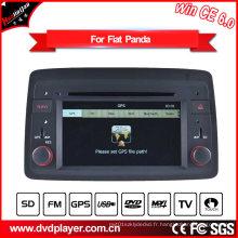 Windows Ce Ar Lecteur DVD pour FIAT Panda avec navigation GPS Hualingan