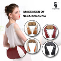 Cordless Shiatsu Neck and Shoulder Massager / Body Massager / Neck Shoulder Massager