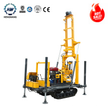 200m Water Well Usage ground hole drilling machines/small water well drilling rig