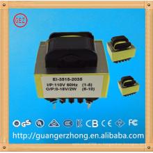 220В 12В трансформатор PCB