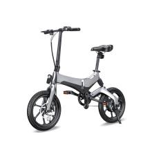 2021 mulher adulta dobrável bicicleta elétrica ebike
