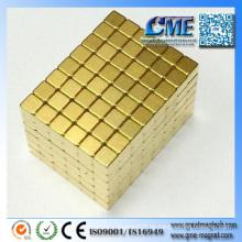 Macht schöne farbige Magnete Square Magnete