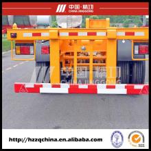 Chinês Trailer de contêiner de transporte de oferta de fabricante (HZZ9341TJZ) com melhor serviço