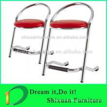 Simple Design Durable Metal Bar Chairs Bar Stool B-001
