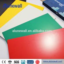 Pvdf Coating waterproof exterior material nano aluminium composite board
