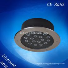 Lumière souterraine LED