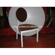 tubular aluminium chair for muslim wedding banquet XA3231