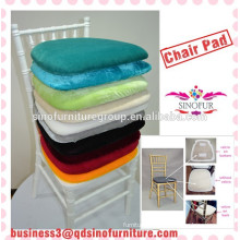 high density durable wedding chair pad