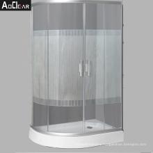Aokeliya Sliding Squeegee  Glass Health Shower Door Barn Door System