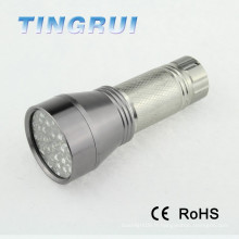 Hot Sale, puissante en aluminium mini torche led 30 32 40 led lampe de poche
