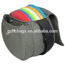 Disco de golfe esporte personalizado disco único saco de golfe disco saco