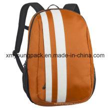 Fashion Tarpaulin Laptop Computer Backpack Travel Bag