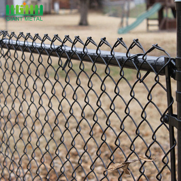 Cheap Yard Digunakan Chain Link Cyclone Wire Fence