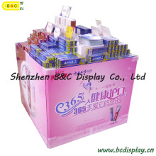 Toothpaste Paper Counter Stand (B&C-C015)