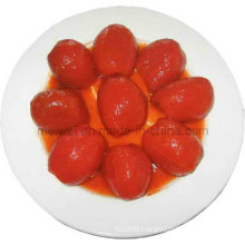 Canned Peeled Tomato with Factory Price