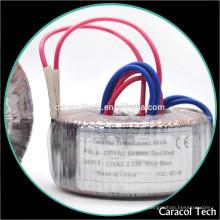 Alibaba Huzhou Lieferant 300Va aktuelle Runde elektronische Transformator für Verstärker