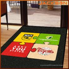 Mode et Nice Design Publicité Rbber Backed Carpet