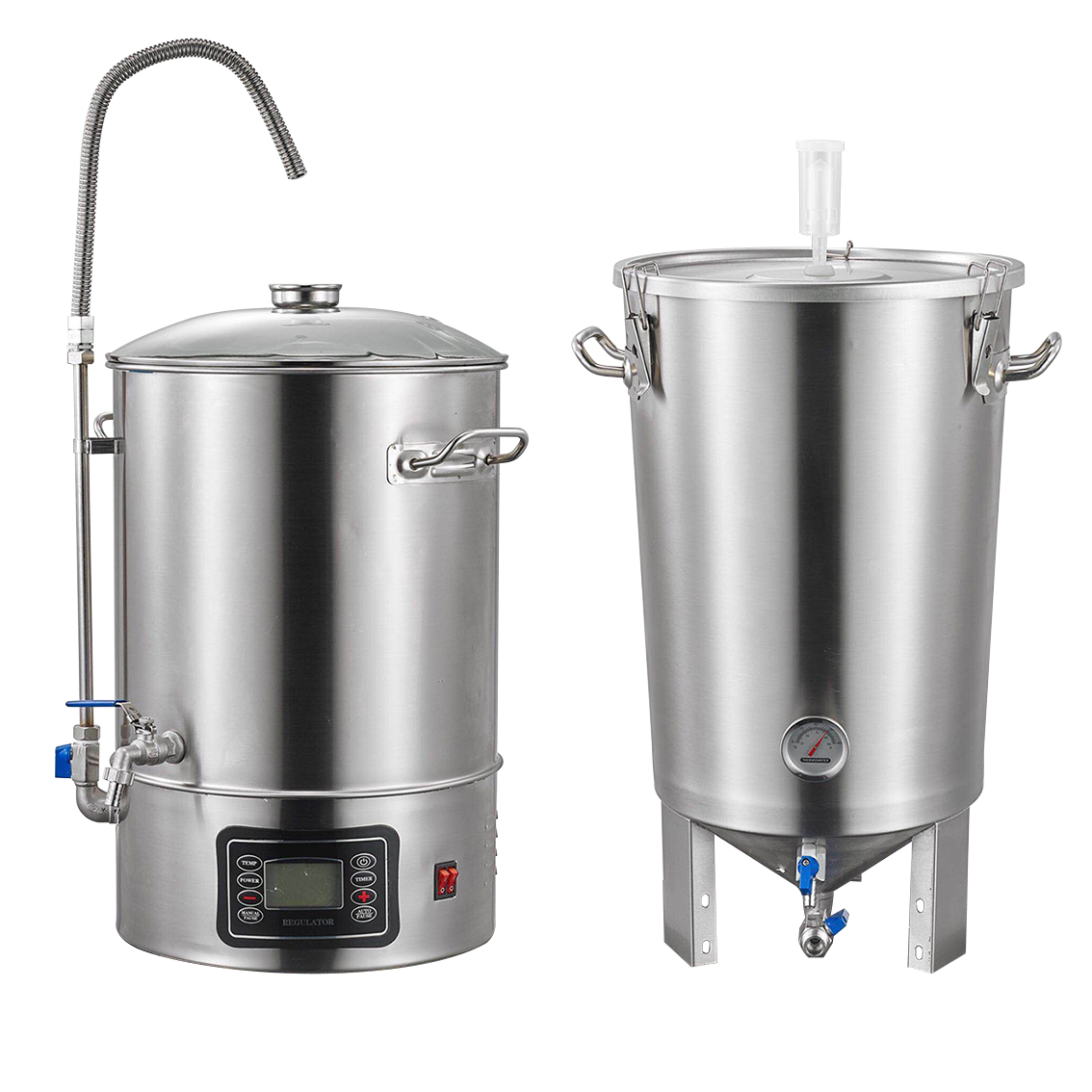beer brewing urn